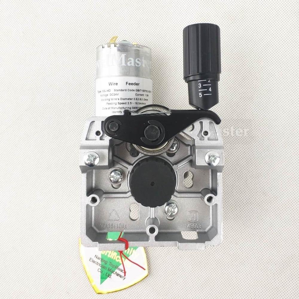 SSJ-4D Filo di Alimentazione 24 v di Alimentazione del Filo di Montaggio 0.8-1.0mm/. 03-.04