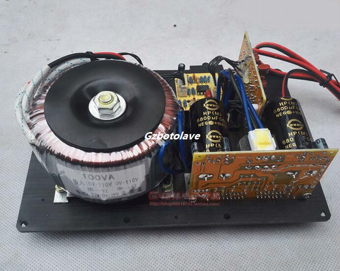 Big power 220V 300W Pure bass amplifiers home Active subwoofer amplifier board