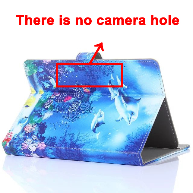 Universal PU Leather Stand Cover For 10 inch Android Tablet Universal 9.7