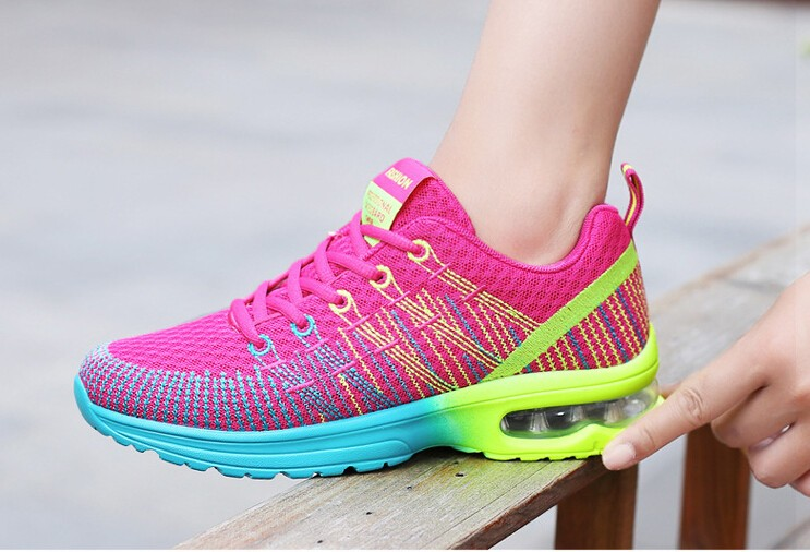 Women's Sneakers Breathable Cushioning Women Running Shoes XYP418 7