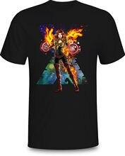 The Dark Phoenix Saga Jean Grey X-Men Force Mens Women Tee Shirt S-5XL Comfortable top tee  New
