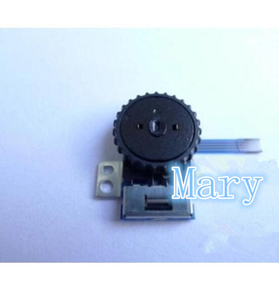 Repair Parts For Panasonic FOR Lumix GM5 DMC GM5 Rear Dial Unit Command Dial Aperture Shutter Wheel Assy With Flex Cable SES0001|Body Parts| |  - title=