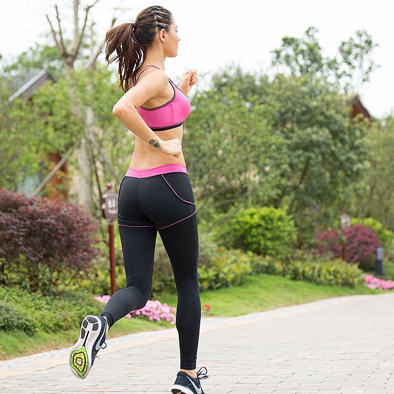 a8249c2bd5303 YOMER Women Yoga Sets Breathable Sportswear Fitness Suits Sports Bra  Running Shirt Jacket Jogging Trainning Pants Shorts Spring on  Aliexpress.com