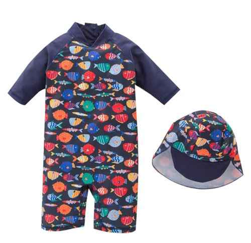 897e8756980b4 ... Kid Baby Boys Girls clothes Swimsuit Swimwear Quick Dry Rash Guard  Surfing Suit UPF 50+ ...
