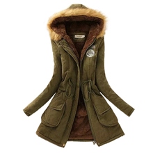 2015 winter Women Jacket And Coat Solid Hooded women Coats Fashion Fur Collar Jackets Manteau Femme hot sale JT142