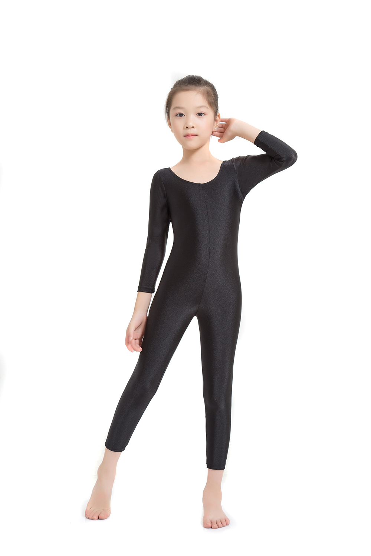 d9ac748522c7 Style  Full Bodysuit Leotard. Sleeve  Long Sleeve Unitard. Neck  Scoop Neck  Unitard. IMG 1067