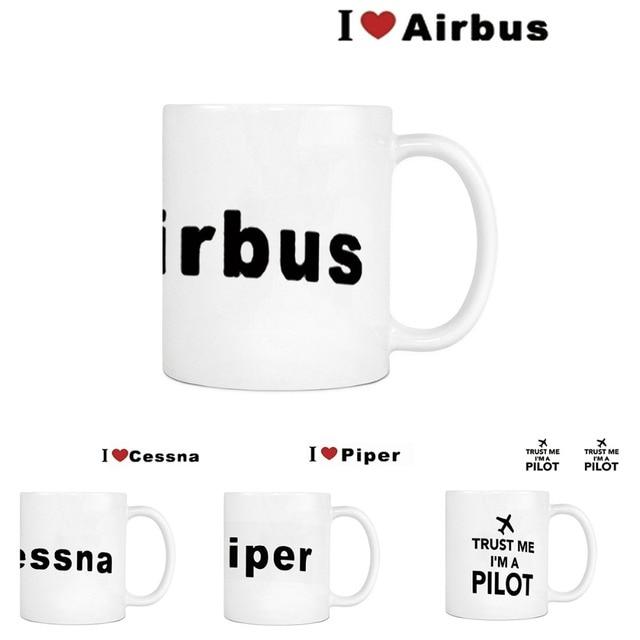 Keep Calm I M A Pilot High Quality White Coffee Mugs Tea Mug Customize Good Gift Ceramic Funny Travel With Text
