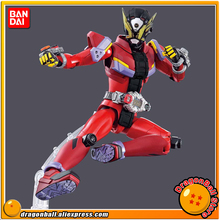 "Anime ""Kamen Rider Zi O"" Original BANDAI SPIRITS figure rise Standard Assembly Action Figure   Masker Rider Geiz Plastic Model"