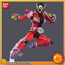 """Anime """"Kamen Rider zi o"""" oryginalny BANDAI duchy rysunek wzrost standardowy montaż figurka Masker Rider Geiz plastikowy Model"""