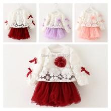 High Quality Baby Girl Dress Infants Princess Dress for Girl Toddler 1st Birthday Dress for Baby Girl Tutu Dress Lace Vestidos