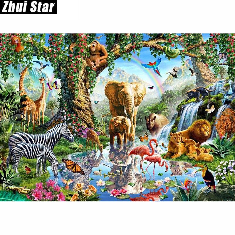 74 Gambar Pemandangan Kebun Binatang Terlihat Keren