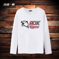 ROX Tigers S6 LOL Unisex O neck Long Sleeve Cosplay T shirt Free Shipping XXXL
