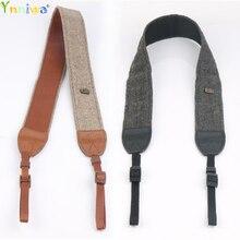 10 יח\חבילה מצלמה כתף רצועת את רטרו סגנון רצועת צוואר צווארון רצועת עבור SLR מצלמות וכמה אחת מצלמות