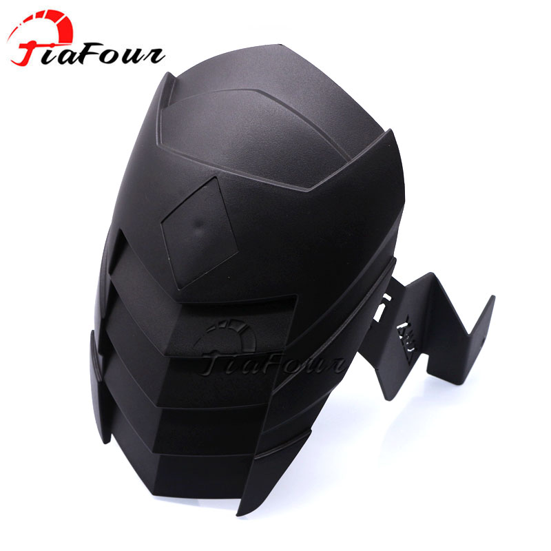 For YAMAHA XMAX 300 X-MAX 250 X-MAX 400 2017 2018 2019 Scooter Accessories Rear Hugger Fender Mudguard Wheel Cover Splash Guard