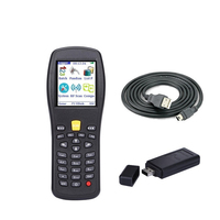 Portable wireless barcode scanner, handheld terminal PDA for warehouse and supermarket POS system, high scanned speed scanner
