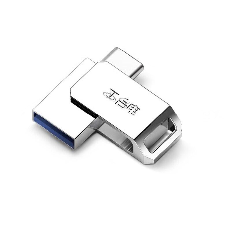 New Teclast 2in1 OTG Type C Interface USB Flash Drive Super Speed USB3 0 U font