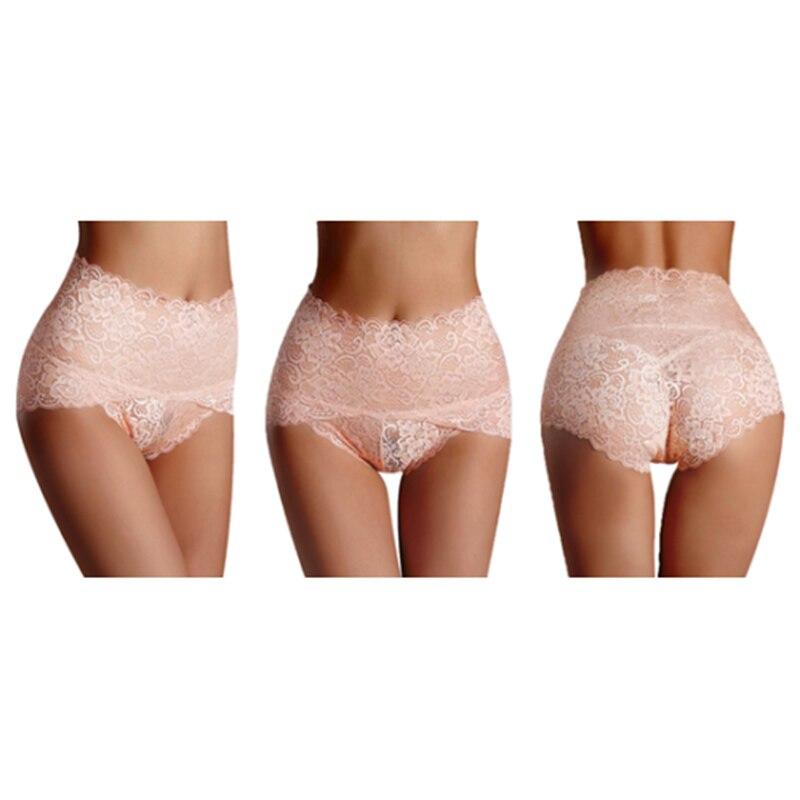 2019 Fashion Hot Women Seamless Lace Panties Breathable High Waist Butt Lift Briefs Underwear SMA66 in women 39 s panties from Underwear amp Sleepwears