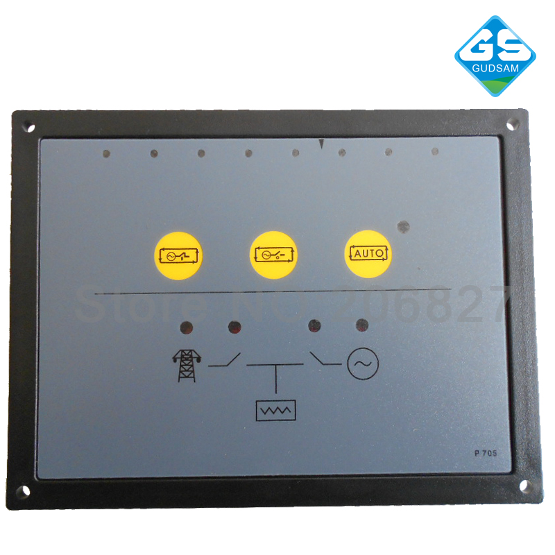 DSE705 Deep Sea Generator Controller DSE 705 Made in China free shipping deep sea generator set controller module p5110 generator control panel replace dse5110