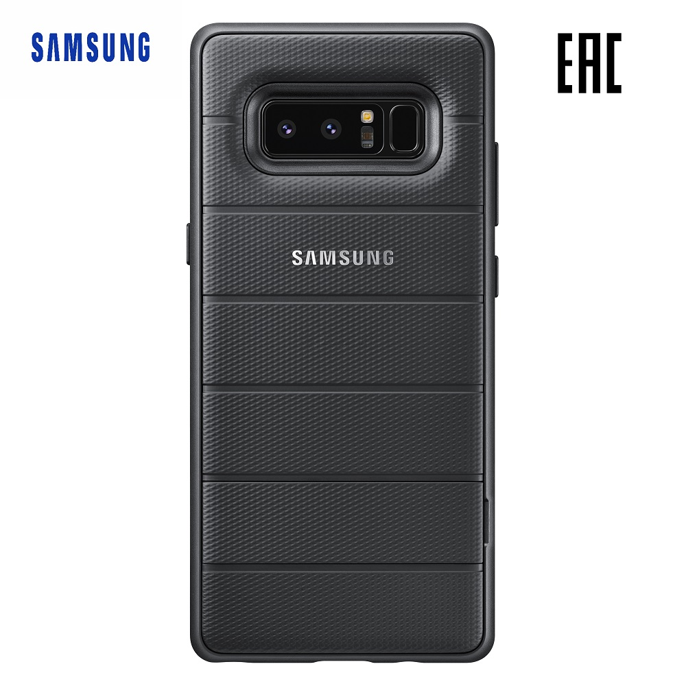 Case for Samsung Protective Standing Galaxy Note 8 EF-RN950C Phones Telecommunications Mobile Phone Accessories mi_1000004816146 enkay quick sand style protective plastic back case for samsung galaxy note 4 n9100 blown