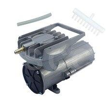 Dc12v 공기 펌프 해산물 수송을위한 dc 공기 펌프의 18 w 130 w 공기 압축기. 수생 동물 수송 공기 펌프
