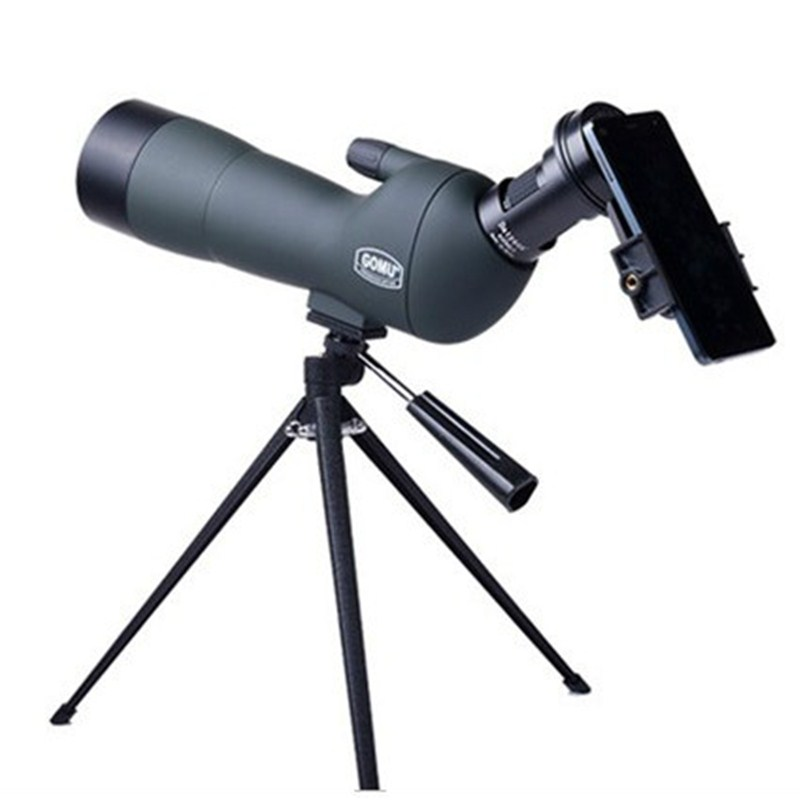 Top 20-60x60 Monocular Zoom Professional Astronomical Telescope Mirror Binoculars Spotting Scopes For Birdwatching With Tripod outdoor 20 60x60 zoom monocular telescope spotting scope optical lens with tripod carrying bag for birdwatching hunting dp006