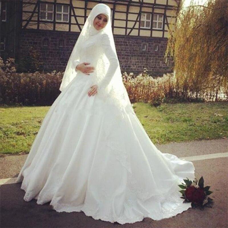 Bevorzugt Robe de mariee avec hijab blanc – Meilleur blog de photos de  UC96