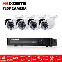 8CH 1080P HDMI 1080N DVR 2000TVL 720P HD Outdoor Security Camera System 8 Channel CCTV Surveillance DVR Kit AHD CCTV Camera Set