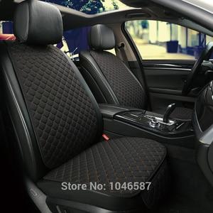 Image 4 - רכב קדמי מושב אחורי כרית מכונית מושב כריות מושב כיסוי מגן Pad Mat אוטומטי קדמי רכב סטיילינג רכב לקשט להגן על