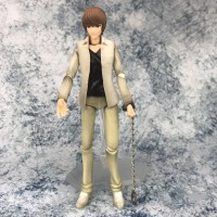 Anime Death Note Ryuuku Ryuk deathnote Yagami Light Figutto figma #008 PVC Figure Collection Model Toy Doll