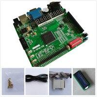 Free Shipping LCD1602 Xilinx Fpga Development Board Xilinx Spartan 6 Xilinx Board Xilinx Kit Xc6slx9 Tqg144