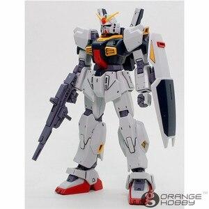 Image 2 - OHS Bandai HGUC 193 1/144 RX 178 Gundam Mk II A.E.U.G. Beleben Mobile Anzug Montage Modell Kits