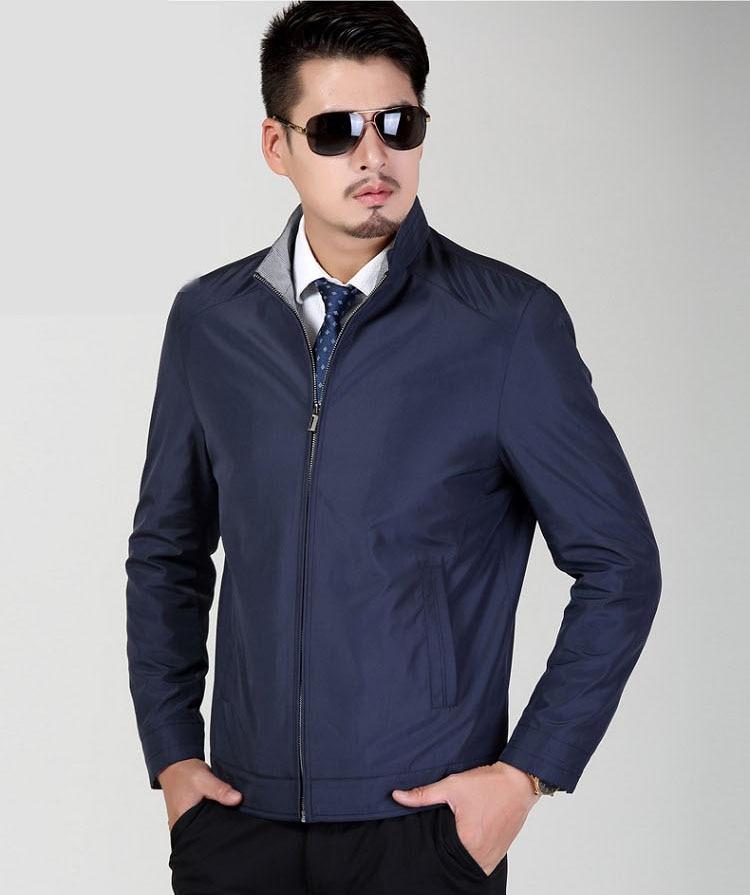Outdoor Men Coat Jacket Outwear Spring Autumn Winter Fall Casual Work Office