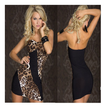 Luxurious Couple Sex 2016 New Women Nightwear Leopard Sexy Lingerie Hot Sexy Hot Erotic Clothing Set Pajamas Sexy Lingerie Whole