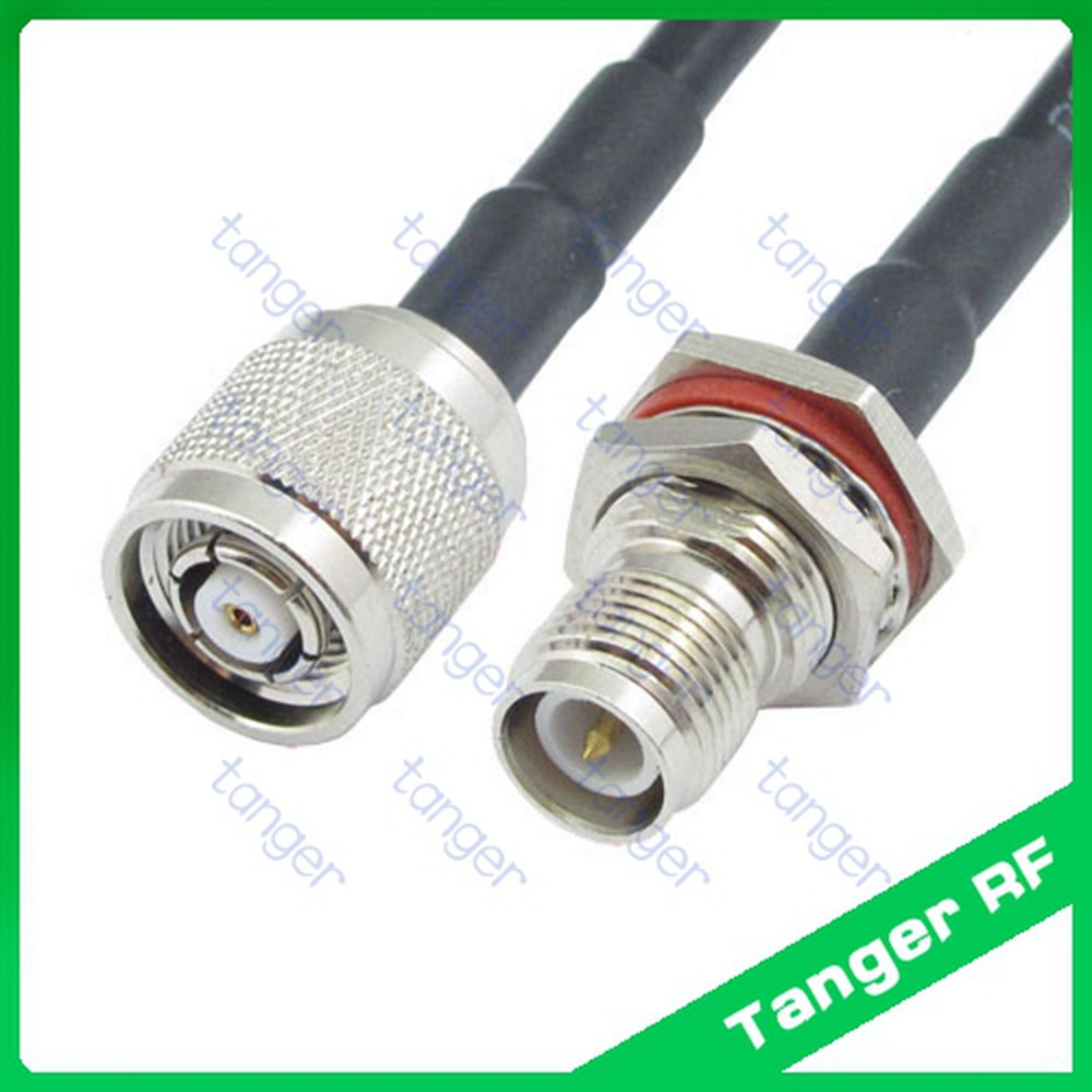 ᐊHot Sale Tanger RP-TNC male connector to RP-TNC female connector ...
