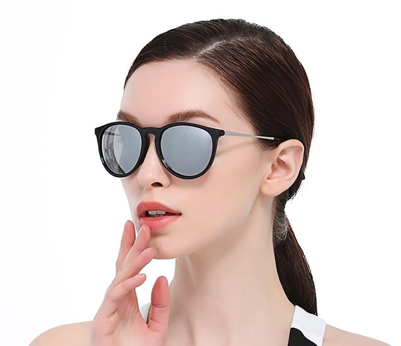 8175ceabad4 DPZ Fashion Polarized Cat Eye Sunglasses Women/Men Brand Designer ...