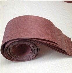 Długość: 2.5 metrów grubość: 0.35mm szerokość: 15 cm meble naklejki okleina z drewna krawędzi warerobe woodveneer