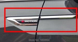 Image 1 - Badge autocollant original pour VW Tiguan mk2 4 mouvements 4x4, ailes latérales de porte, garniture autocollant, 2018, 2019, 2020