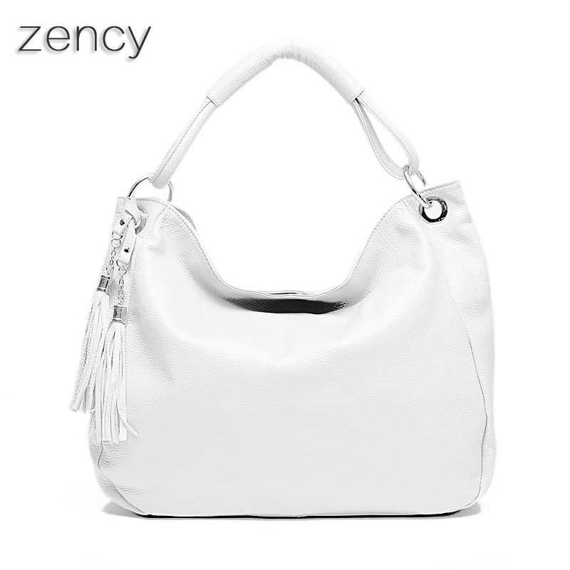 Free Shipping,100% Soft Nautral Genuine Leather Women's Handbags Ladies Shoulder