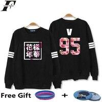 Kpop Bangtan Boys Kpop BTS Women Hoodies Sweatshirts Letter Printed In J HOPE 94 And SUGA