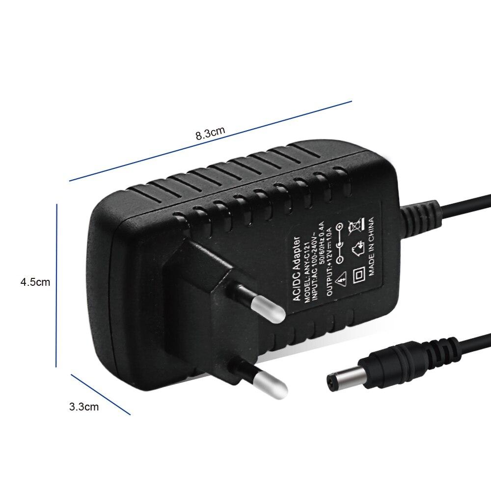 Adaptadores Ac/dc de alimentação plug ue 5.5mm Conexão : Conectar