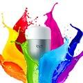 1x original xiaomi yeelight led rgb lâmpada colorida versão wifi remoto inteligente controle de temperatura de cor ajustável 16 milhões rgb