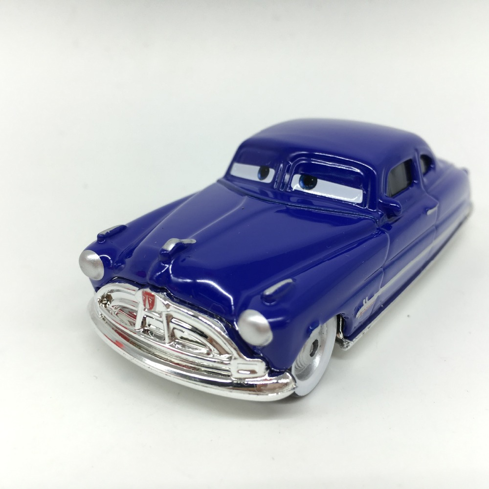 Pixar cars doc hudson metal diecast toy car 1 55 juguetes cars pixar maquetas boys car order - Juguetes disney cars ...
