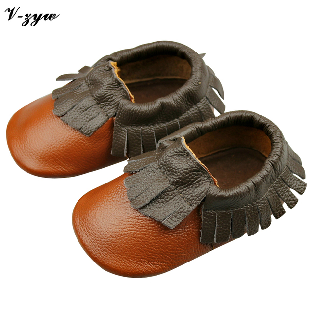 Baby Shoes Boys and Girls First Walkers Newborn Infant Shoes Cotton Breathable Leather Soft Soles Baby Shoes Toddler Shoes GZ034