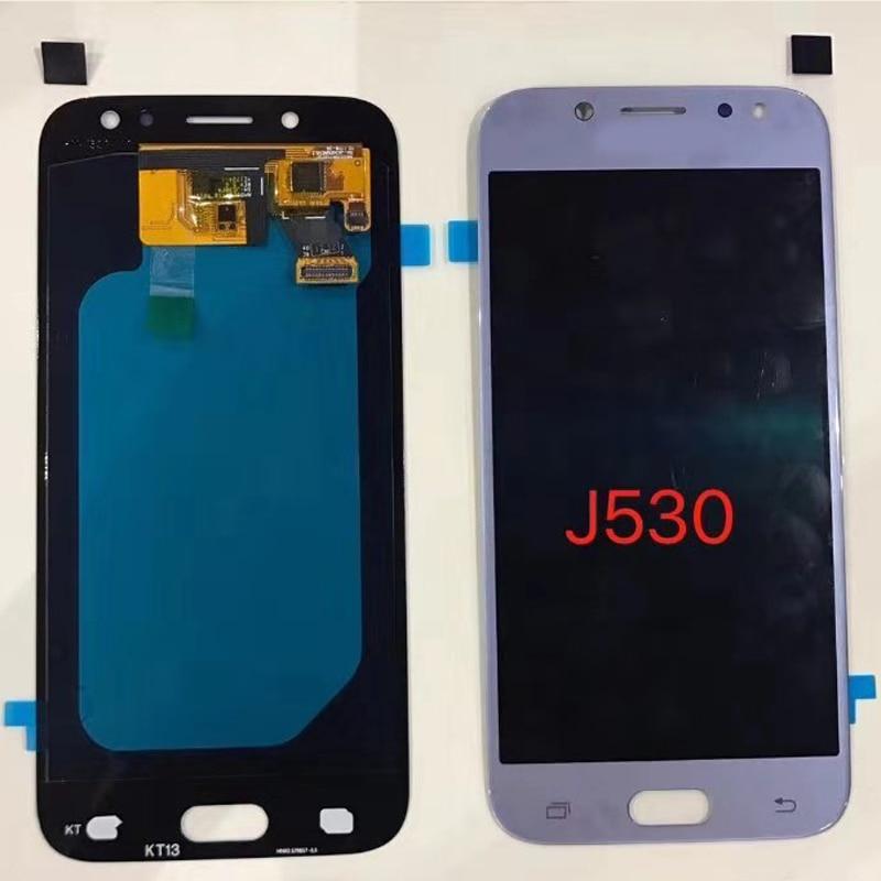 AMOLED ForSAMSUNG J5 2017 J530 LCD100 % testé fonctionnant pour Samsung J530 J5 2017 écran tactile numériseur assemblée