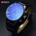 CURREN Watches Men Luxury Brand Quartz Watch Famous Army Military Male Clock Wrist Watch Quartz-Watch Relogio Masculino