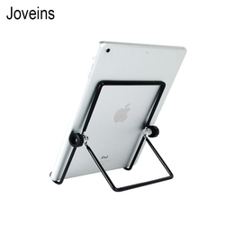 JOVEINS For Apple iPad Stand Aluminum Foldable Universal Tablet Stand Holder for Apple iPad Mini Stand for Samsung Tablet Mount