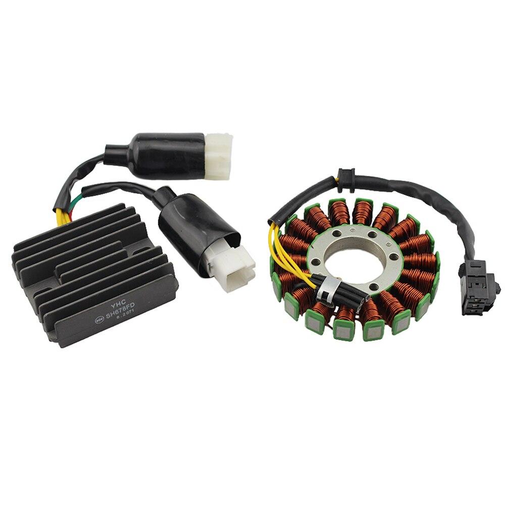 Motorcycle Voltage Regulator Rectifier Generator Magneto Stator Coil for Honda CBR1000RR CBR1000 RR 2004 2005 2006