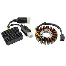De regulador de voltaje del generador, rectificador del estator del Magneto bobina para Honda CBR1000RR CBR1000 RR 2004, 2005, 2006, 2007