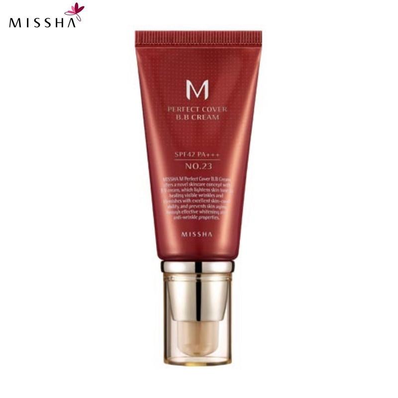 Missha M Perfect BB Cream #23 (Natural Beige) - 50mlMissha M Perfect BB Cream #23 (Natural Beige) - 50ml