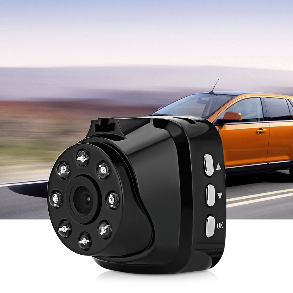 DVR Car-Driving-Recorder G-Sensor 1080P Built-In MINI1 Loop-Cycle-Recording/motion-Detection